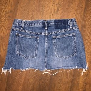 Marc Jacobs Skirts - Marc Jacobs Jean mini skirt. Size 4.